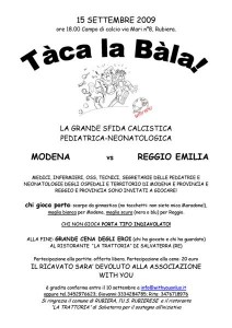 2009_Cena-Taca la Bala